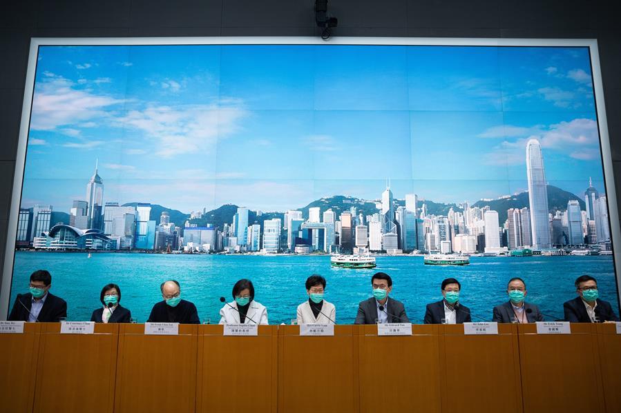Quedarán cerradas las líneas ferroviarias transfronterizas entre Hong Kong y China continental