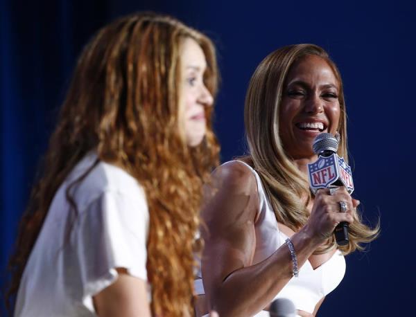 JLo y Shakira: Haremos homenaje a latinos y a nuestra cultura en Super Bowl