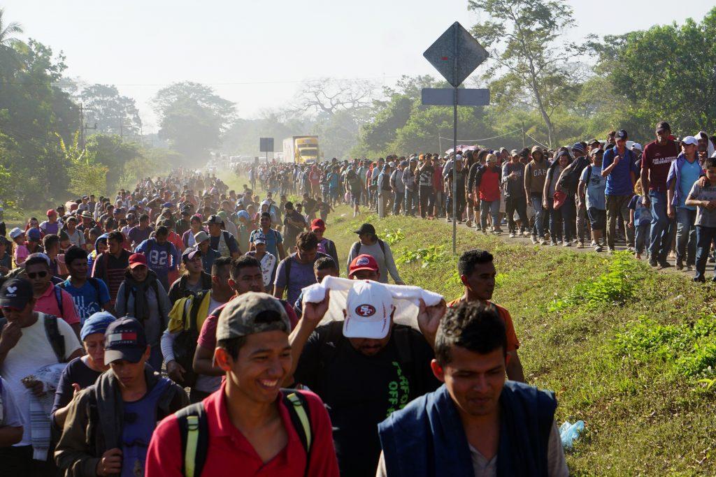 Migración de México deportó a 2.303 hondureños