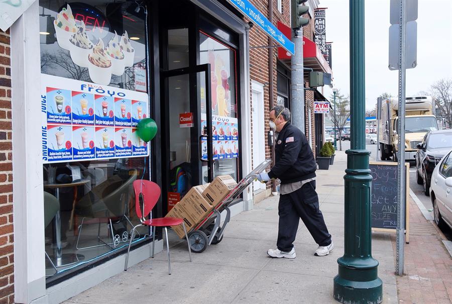 Nueva York declara estado de emergencia por el coronavirus
