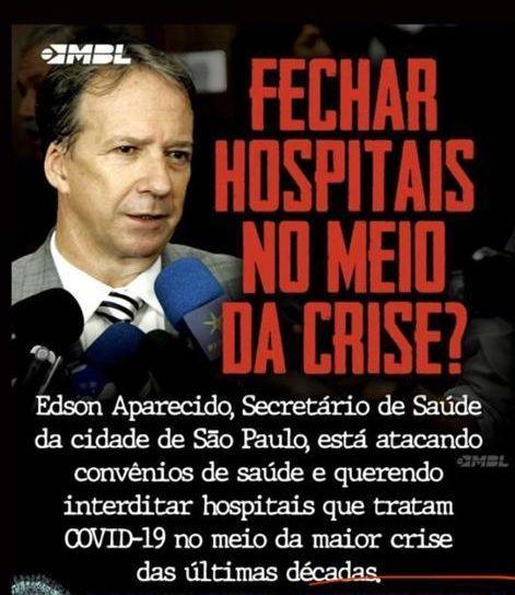 """Denuncian intervención de hospitales privados en Brasil por """"incumplir normas"""""""