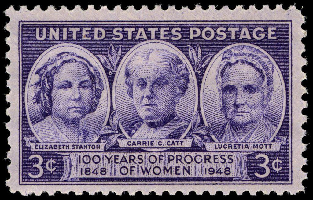 Elizabeth Stanton ganó una nueva independencia femenina