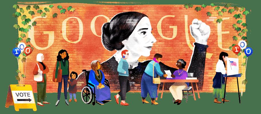 Susan Anthony: la heroína más rebelde de la causa sufragista