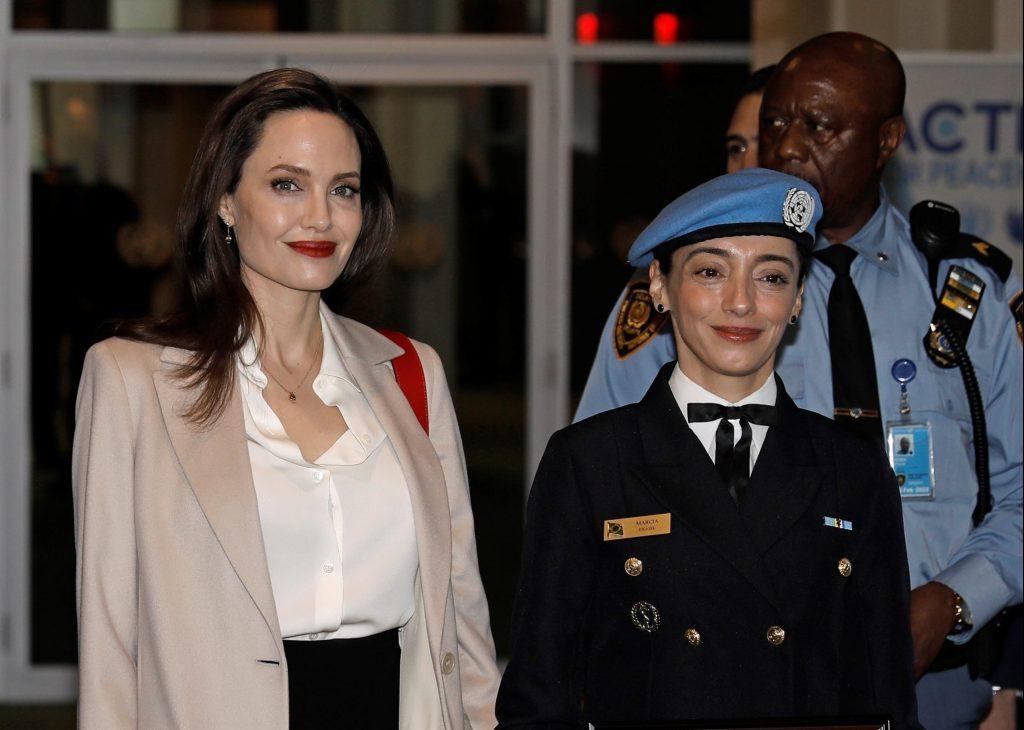 "Angelina Jolie: la paz llega a ""Brangelina"""