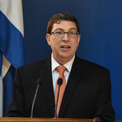 Bruno Rodríguez (Canciller de Cuba)