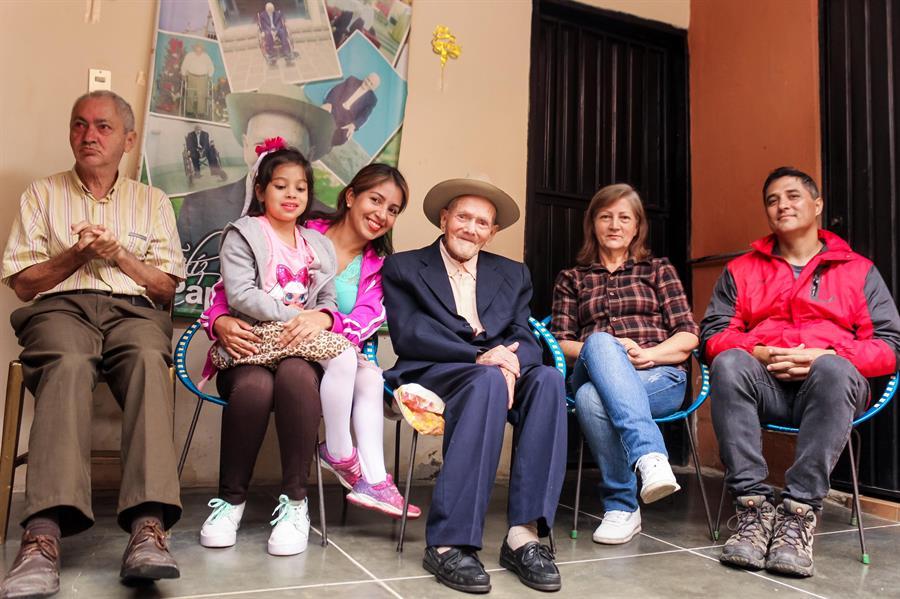 El hombre más viejo de Venezuela, 111 años de resiliencia