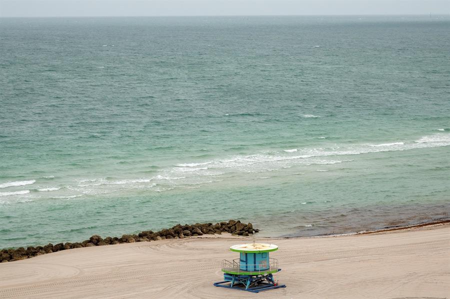 Miami Beach empieza a recibir turistas posconfinamiento