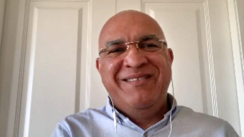 Luis Toty Medina asegura que habrá cambios vertiginosos en la campaña