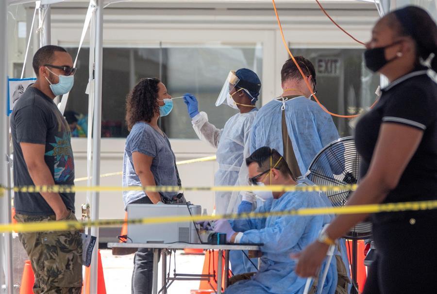 Con Covid Fighter App buscan detener la pandemia en Florida