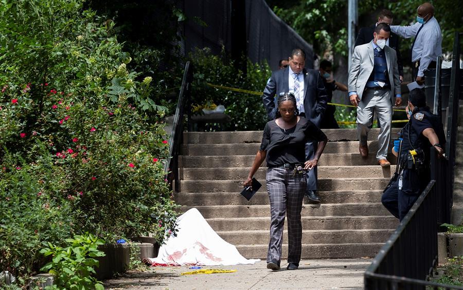 Posibles causas de la reciente ola de violencia en varias ciudades de EEUU