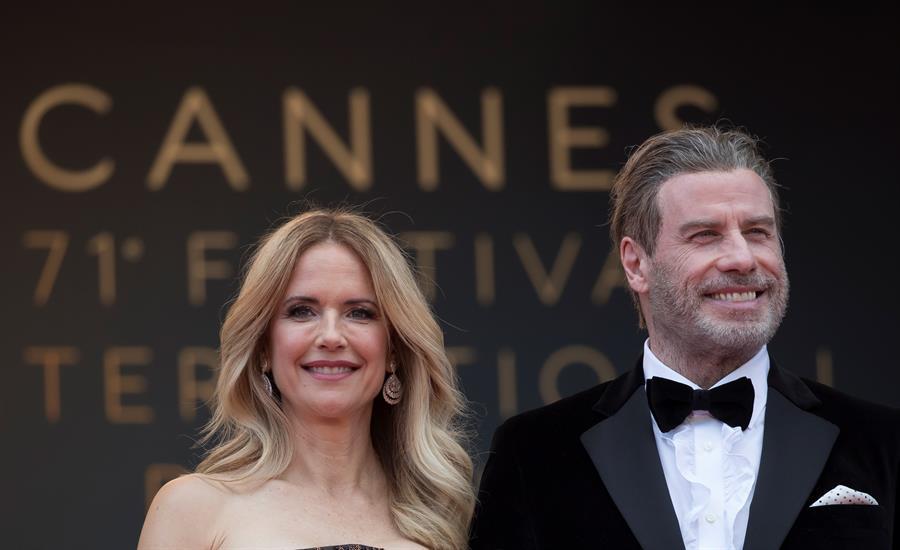 Murió Kelly Preston, la esposa de John Travolta