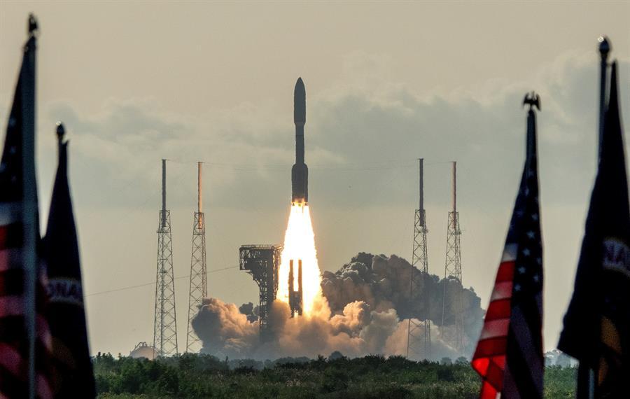 La NASA lanzó con éxito el rover Perseverance