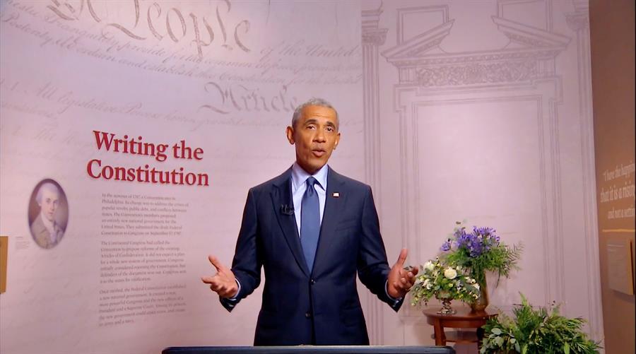 Kamala Harris: En esta elección podemos cambiar el curso de la historia