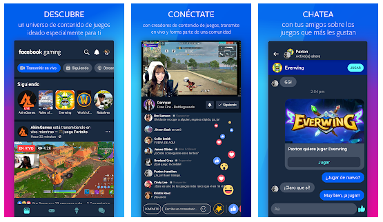 Facebook Gaming finalmente llega a iOS