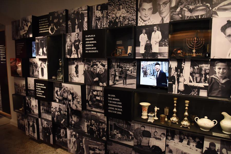 En Argentina, el Museo del Holocausto se visita online