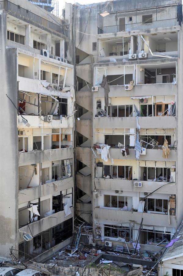 ONU busca rastros nucleares en explosión de Beirut