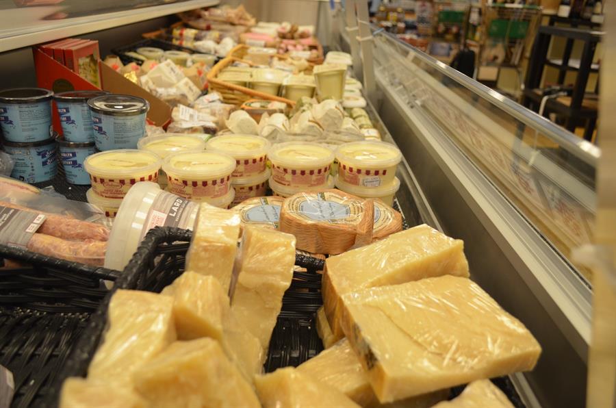 La industria del queso en EEUU también sufre por el coronavirus