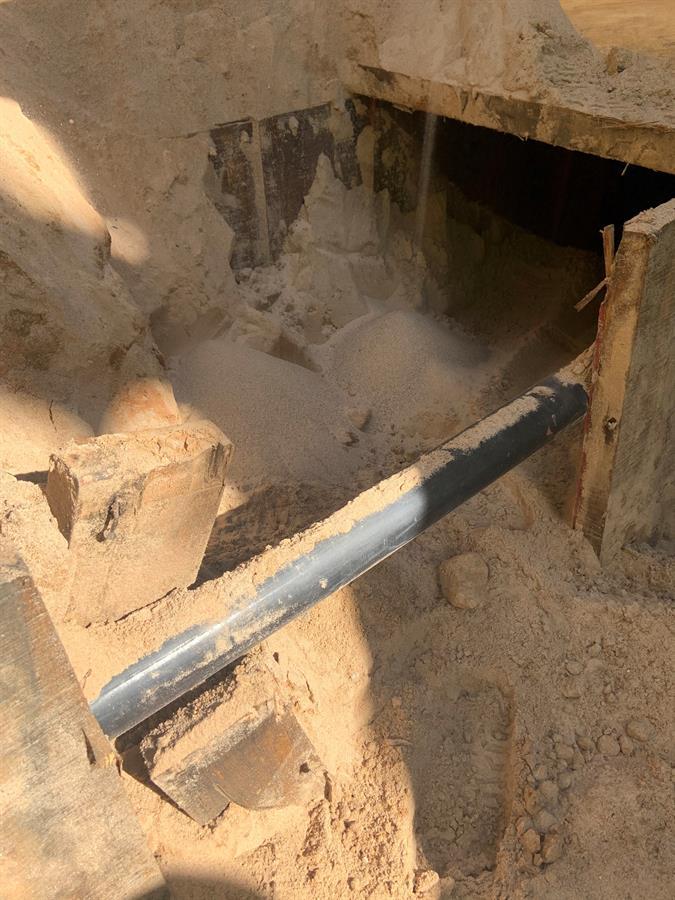 El túnel clandestino más sofisticado en la historia de EEUU estaba casi listo