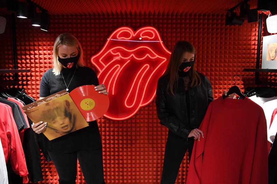 Descubre todo lo que puedes comprar en esta tienda de los Rolling Stones