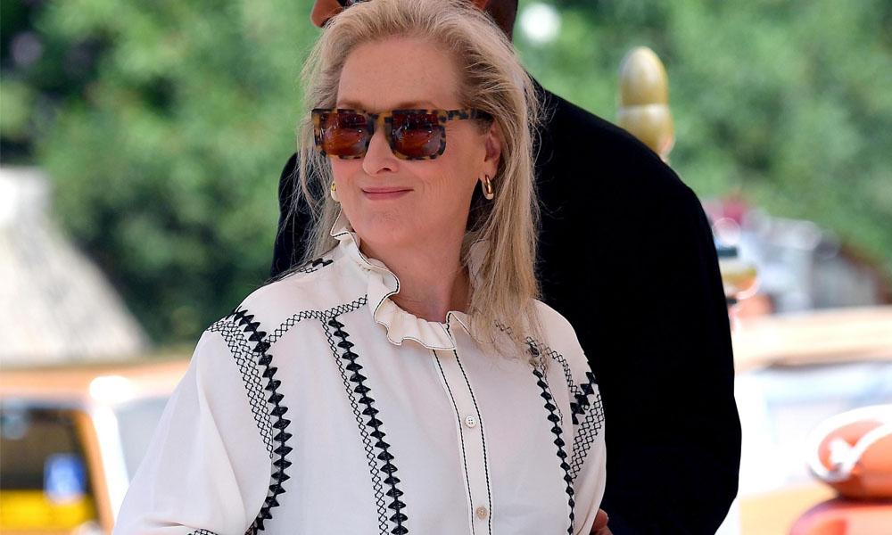 Jane Fonda fue mentora de Meryl Streep