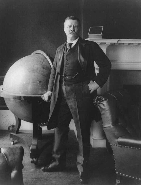 De hombre tímido al Monte Rushmore: Theodore Roosevelt (1858-1919)