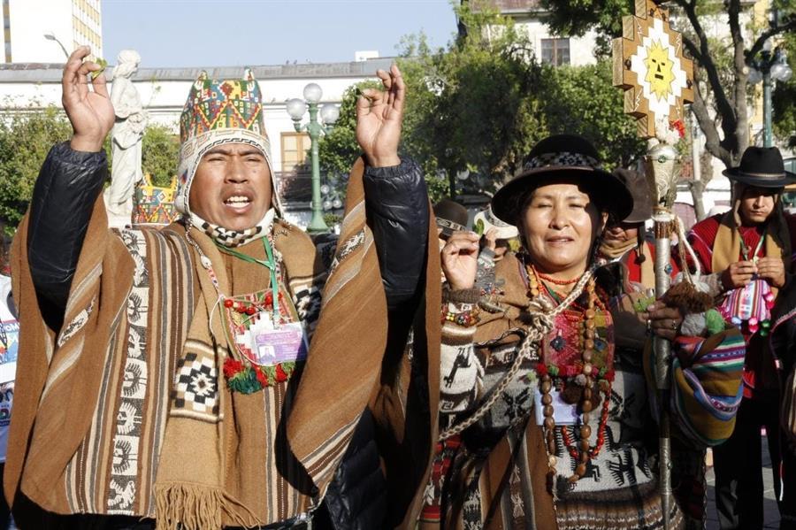 Luis Arce fue investido como presidente de Bolivia
