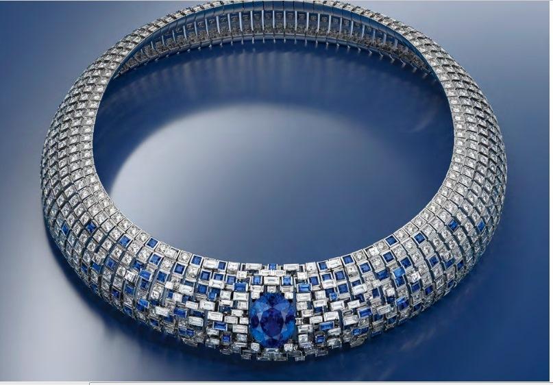 El cosmos inspira a una orfebre de Louis Vuitton