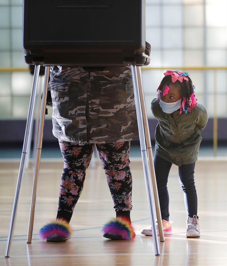 Educación electoral en Cleveland