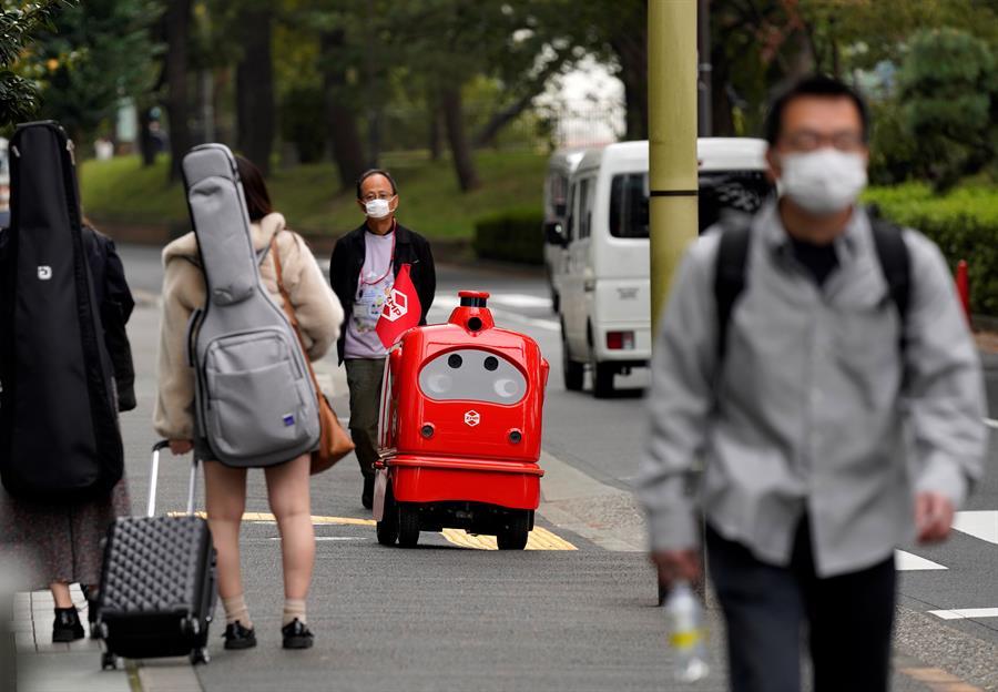 En la pandemia ha ganado valor un nuevo tipo de trabajadores: los robots