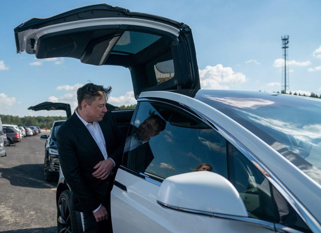 En la cúspide de los multimillonarios: allí se encuentra Elon Musk
