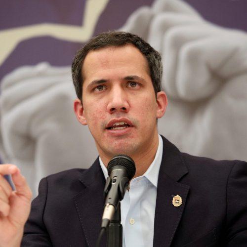 Juan Guaidó (presidente interino de Venezuela)