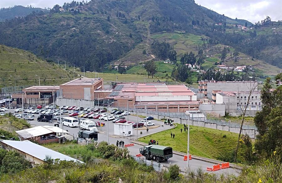 Ascienden a 79 los fallecidos por enfrentamientos en cárceles de Ecuador