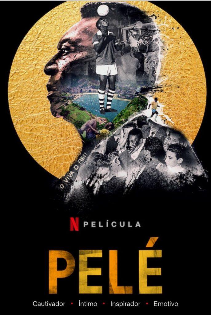 Netflix estrena documental sobre Pelé y aquí te presentamos algunos adelantos