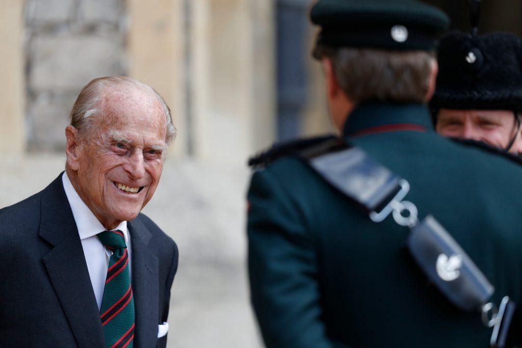 Un señor muy serio y aficionado a las mujeres Felipe de Edimburgo