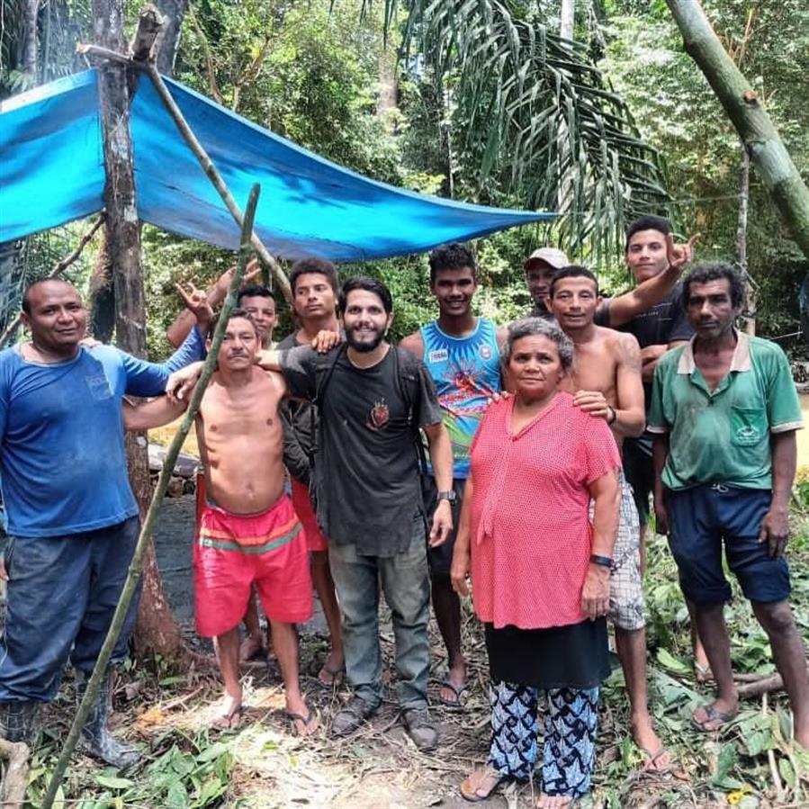 Conoce a Antonio Sena, el piloto que sobrevivió 36 días perdido en la selva amazónica