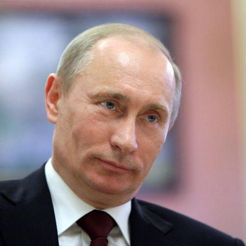 Vladímir Putin (presidente de Rusia)
