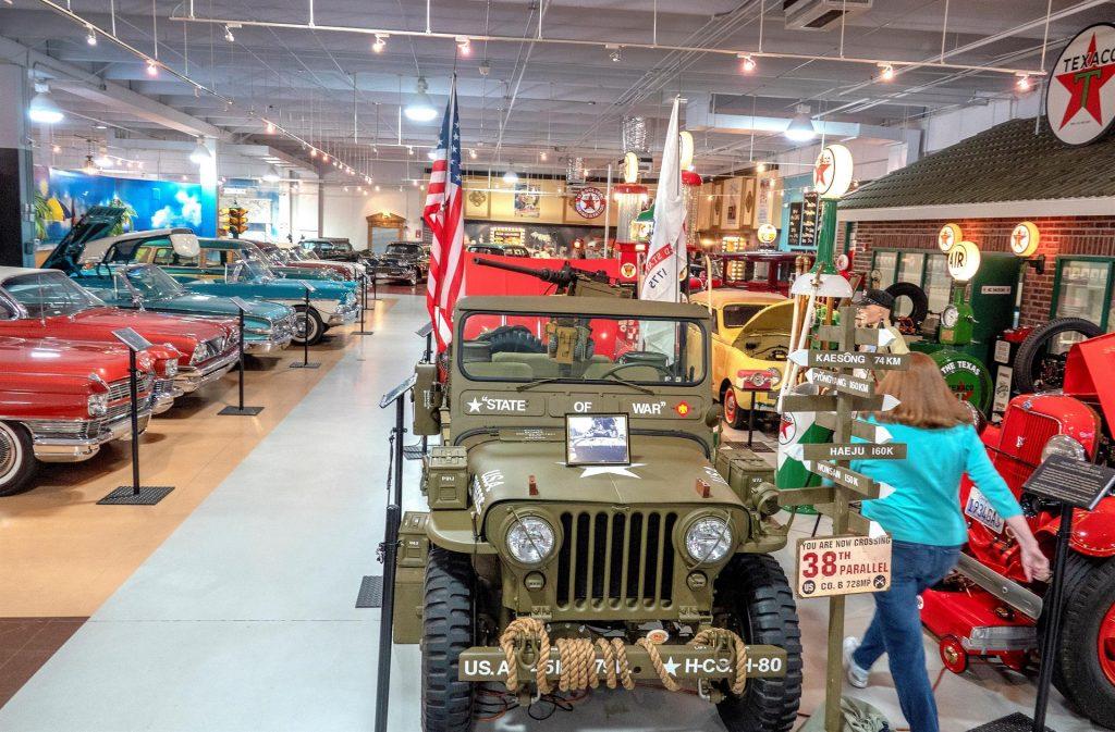 Museo Dauer de Autos Clásicos