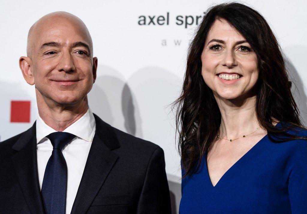 Gates, Bezos... ¿Cómo son los divorcios entre famosos adinerados?