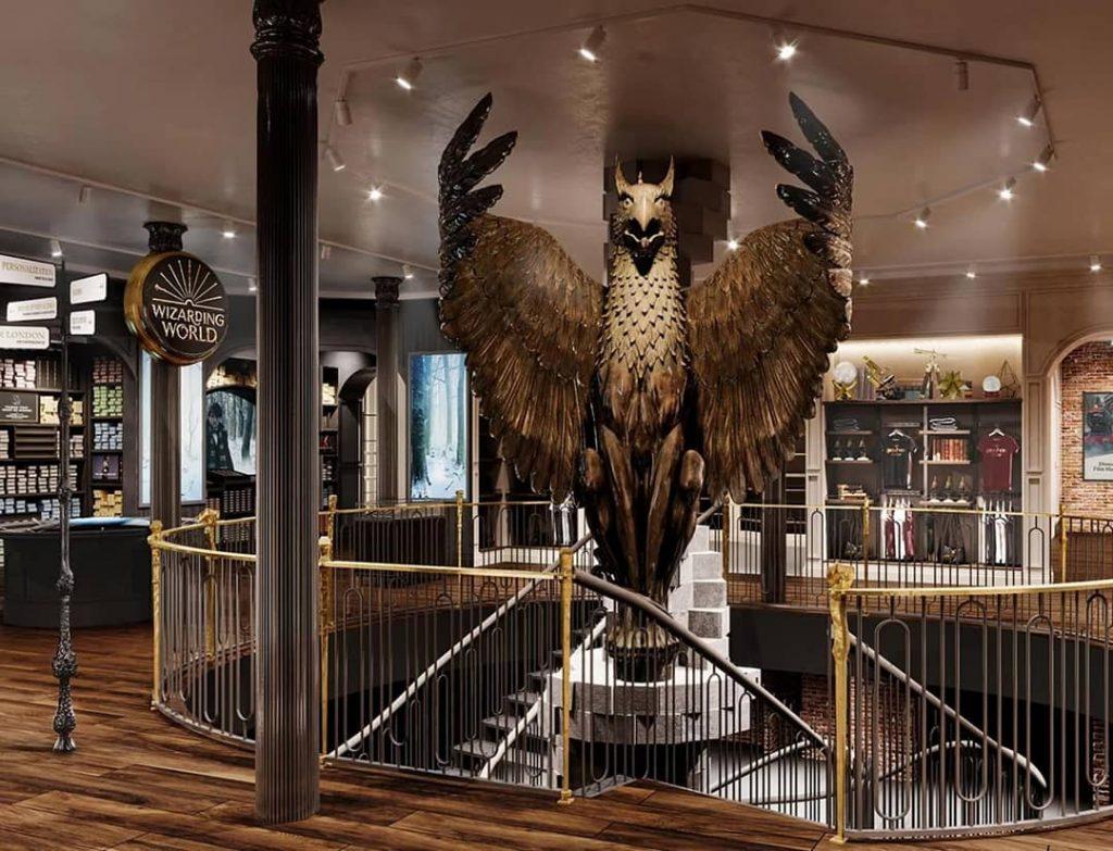 12 accesorios auténticos de las películas y más en la nueva tienda de Harry Potter en Nueva York