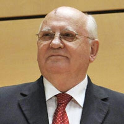 Mijaíl Gorbachov (expresidente soviético)