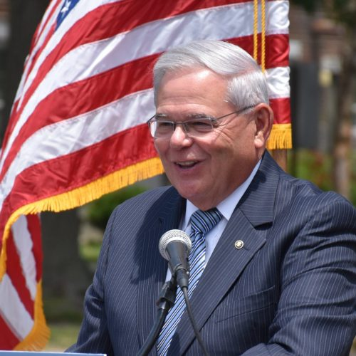 Bob Menéndez (Senador demócrata de EEUU)
