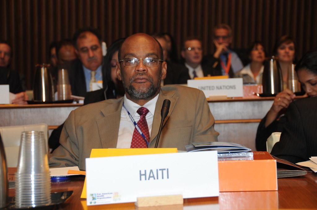 Comunidad internacional urge a Ariel Henry a formar Gobierno en Haití - 15  minutos
