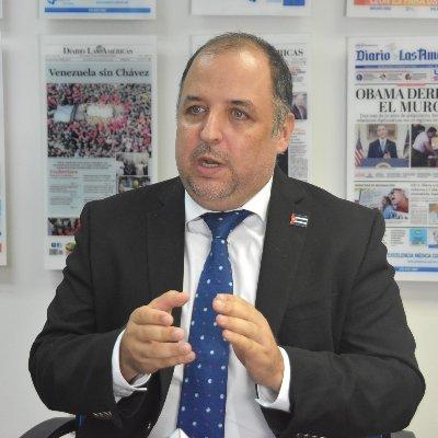 Yaxys Cires (Director de estrategia del Observatorio Cubano de DDHH)