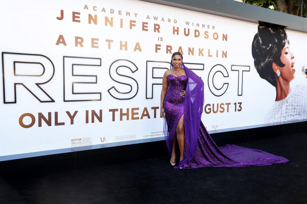 """Jennifer Hudson reina en el estreno del """"biopic"""" sobre Aretha Franklin"""